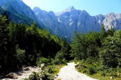 ... nejvyšší hora Slovinska.